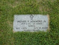 Henry P Adamski, Jr