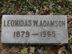 Leonidas Wells Adamson