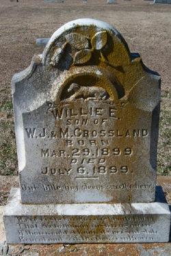 Willie E. Crossland