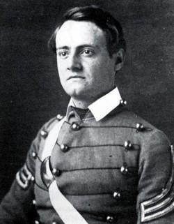 Maj Richard Mason Hill