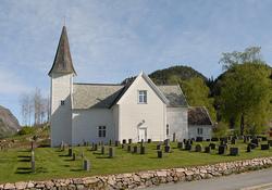 Aaseral Churchyard