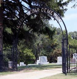 Little Cedar Cemetery