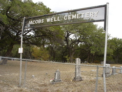 Jacobs Well Cemetery