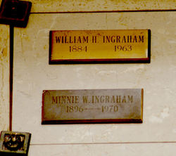Minnie E. <I>Witkin</I> Ingraham