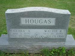 Clara Augusta <I>Lindrose</I> Hougas