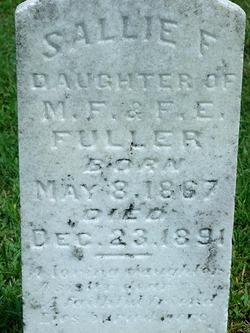 Sallie F. Fuller