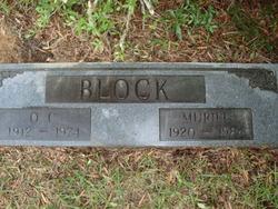Oscar C Block