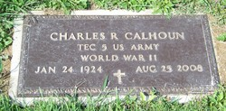 Charles Ralph Calhoun