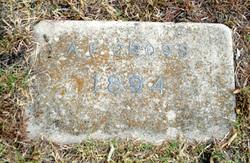 A. F. Cross