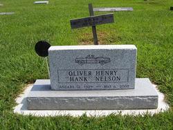 """Oliver Henry """"Hank"""" Nelson"""