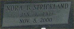 Nora Bell <I>Strickland</I> Anderson