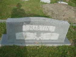 Rachel Tennessee <I>Cullum</I> Martin