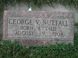 George Vernal Nuttall