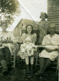 Josephine Clara <I>Shedrick</I> Hebert