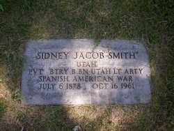 Sidney Jacob Smith