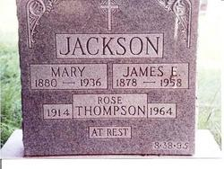 Rose <I>Jackson</I> Thompson