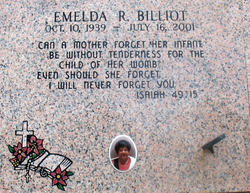 Emilda Antoinette <I>Robinson</I> Billiot