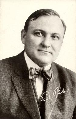 Rev Daniel Paul Rader