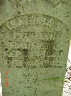 Isadora B. <I>Pittman</I> Barrett