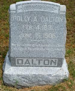 Mary Polly Ann <I>Johnson</I> Dalton