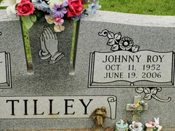 Johnny Roy TILLEY