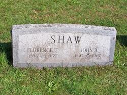 John B Shaw