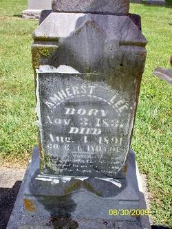 Amherst Lee