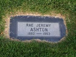 "Rachel Grace ""Rae"" <I>Jeremy</I> Ashton"