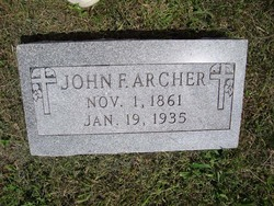 John Franklin Archer