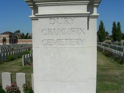 Dury Crucifix Cemetery