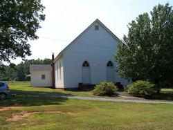 Toms Creek Primitive Baptist Church Cemetery