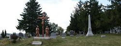 Saint Mary of Pine Bluff Catholic Church Cemetery