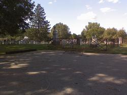 Johnson Creek Baptist Cemetery