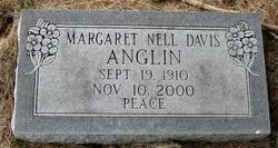 Margaret Nell <I>Davis</I> Anglin