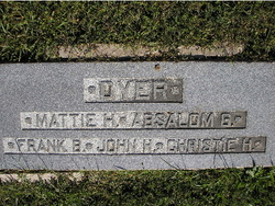 Mattie <I>Handley</I> Dyer