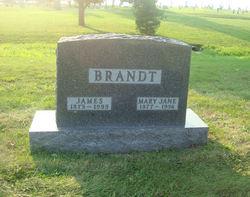 James Brandt