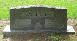 Edward Harold Ballenger