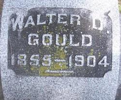 Walter D Gould