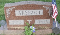 Dr Royal S. Anspach