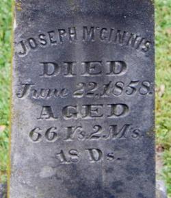 Joseph Simpson McGinnis