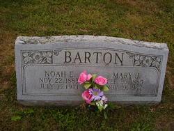 Noah E. Barton
