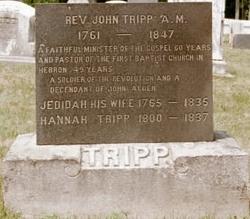 Rev John Tripp