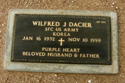 Wilfred J Dacier