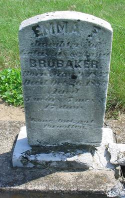 Emma F Brubaker