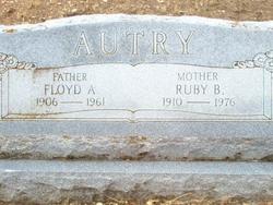 Floyd Albert Autry