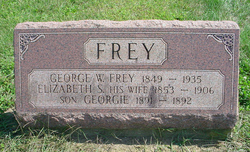 Elizabeth S <I>Trout</I> Frey