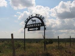Grey Mule Cemetery