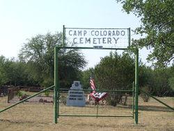 Camp Colorado Cemetery