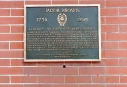 Maj Jacob Brown, Sr