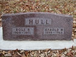Rose Bell <I>Baker</I> Hull